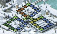 極寒の村ケルダー